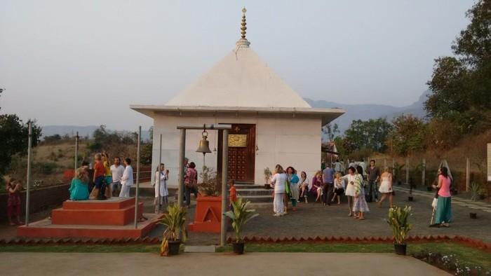 Dadashreeji MaitriBodh - Shantikshetra Premgiri Ashram - Cosmic Center