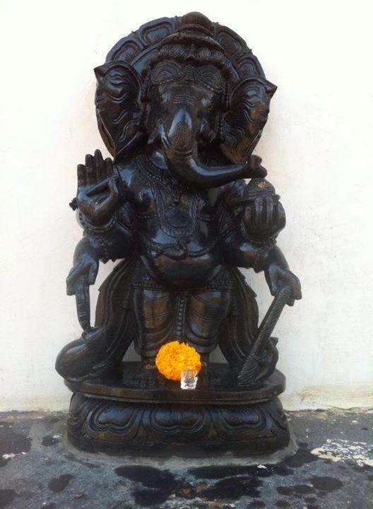 Dadashreeji-MaitriBodh_Shantikshetra-Premgiri-Ashram_Ganesha